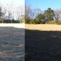 富沢の草刈り終了