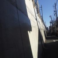 高い高い壁