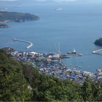 鞆の浦グリーンラインから眺める絶景
