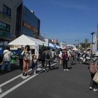 久喜市民祭り ・(*´∀`*)