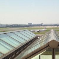 空港ランチ