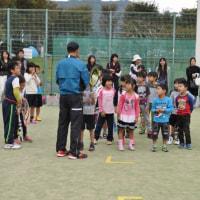 亀岡市スポーツフェスティバル 硬式テニス 体験 開催