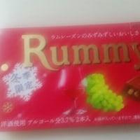 ラム酒とチョコ