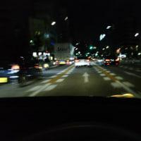 名古屋市内通過中