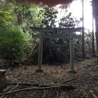 黒山神社閉鎖中