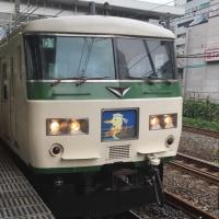 本日の撮影報告 2017.6.22 〜東日本旅客鉄道185系の記録〜