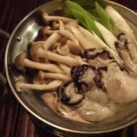杉さくの牡蠣豆腐鍋