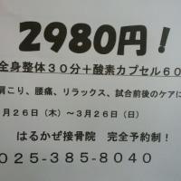 2980円!!