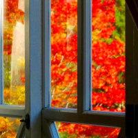 秋の信濃路・・・旧軽井沢・・・旧三笠ホテルの紅葉