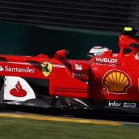 ライコネン「パッケージはとてもいい。あとは自分がもっとうまくやるだけ」フェラーリ F1土曜