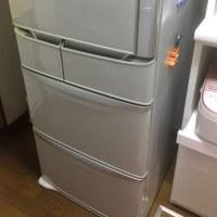 冷蔵庫、壊れたー!