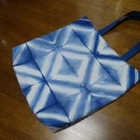 ブリザーブドフラワー教室参加と手づくりのバッグ