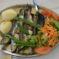 ポルトガル 2  ポルト 料理