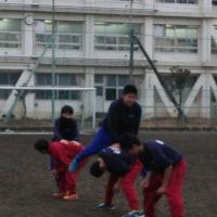 1/20(金)朝練習