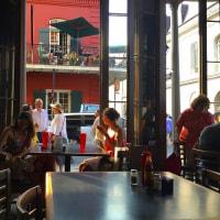 ニューオーリンズは音楽だけでなく生活のすべてが楽しく明るい街