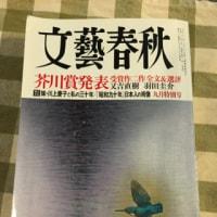 つながり読書86 「火花」 又吉直樹