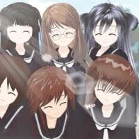 みんな笑顔