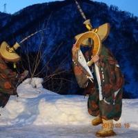 雪の五箇山「幻想のあかり」白川郷・飛騨高山・雪吊りの兼六園