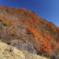 紅葉と展望に誘われて、赤城山・鳥居峠、2016年10月