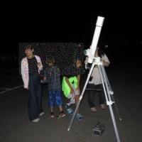 小惑星「角田」観測会