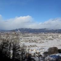 雪の佐久平