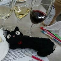 本日の ワイン &チーズ教室