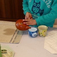 3月25日 春休み特別企画 小野園「親子日本茶教室 in とらや」