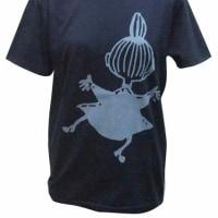ムーミン 半袖 Tシャツ ミー MM-0188 ネイビー