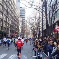 東京マラソン2017 完走