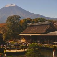 富士山のライブカメラです