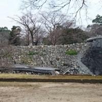 熊本城加藤神社初詣