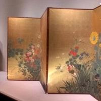 金地屏風たくさん/江戸絵画への視線(山種美術館)