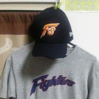 日本ハム・ファイターズ オリジナル自作Tシャツ