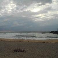 10月17日御宿海岸