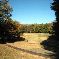 また紅葉のゴルフ