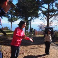 笠松山トレッキング by おどもカフェ。