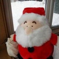 今年はホワイトクリスマスの予感