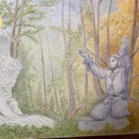 色鉛筆の魅力と最近の作品