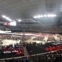 初めての札幌ドーム