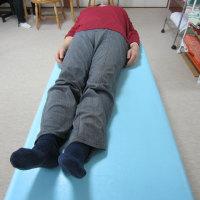 脊柱管狭窄症以降、腰が不安 足がつる 肩こり 背中が重い