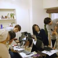 「眉プレート作成&アイライン」グループレッスンのお知らせ