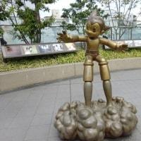 アニメキャラクター像