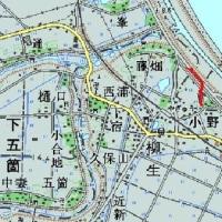 栃木、群馬、埼玉の三県境
