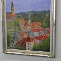 海外旅行で描いた油彩画(その15)