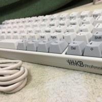 HHKB Professional JP Type-S が到着したので早速使い始めました