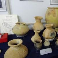 市立埋蔵文化財センター見学する