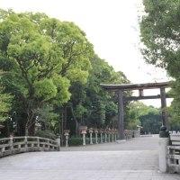 橿原神宮の鳥居