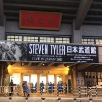 ★STEVEN TYLERソロライブ♪武道館★