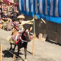 富士宮流鏑馬祭り