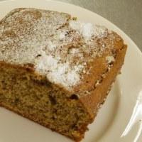 料理教室戸塚塾で「紅茶のパウンドケーキ」を作った